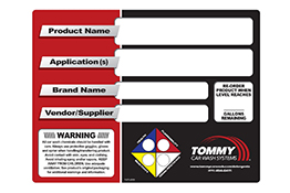 No-Cost Supplies for Tommy Signature Profile Customers