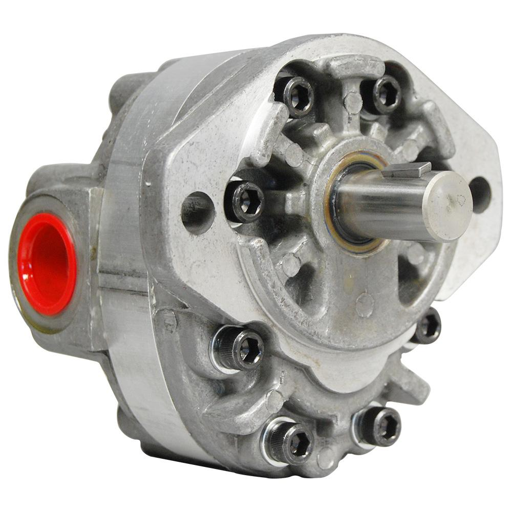 Tommy 9 gpm hydraulic gear pump for conveyor power unit for Parker hydraulic motor identification