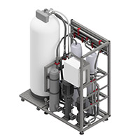 R.O. Water Filtration Units