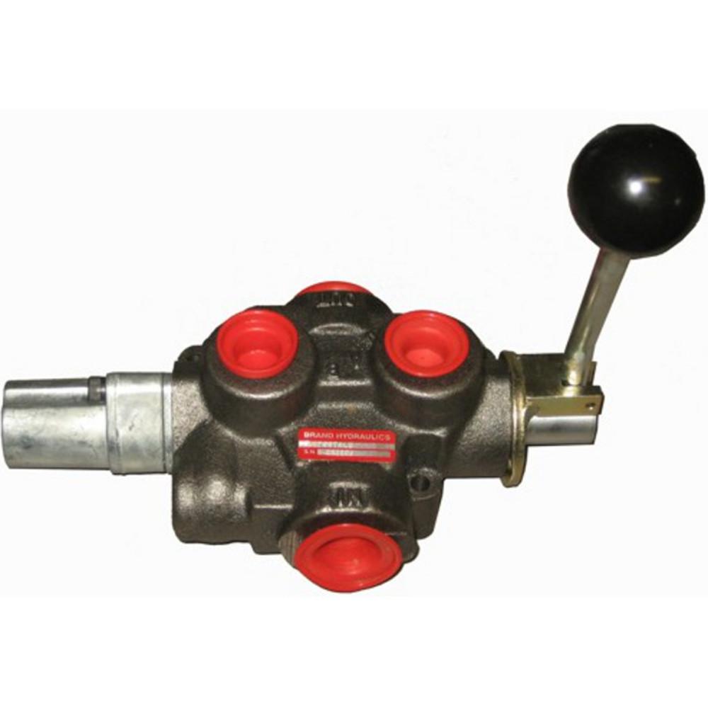 Hydraulic Controls Parts : Hydraulic directional control valve