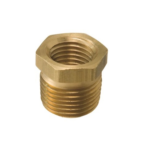 To   Brass Reducer Natural Gas