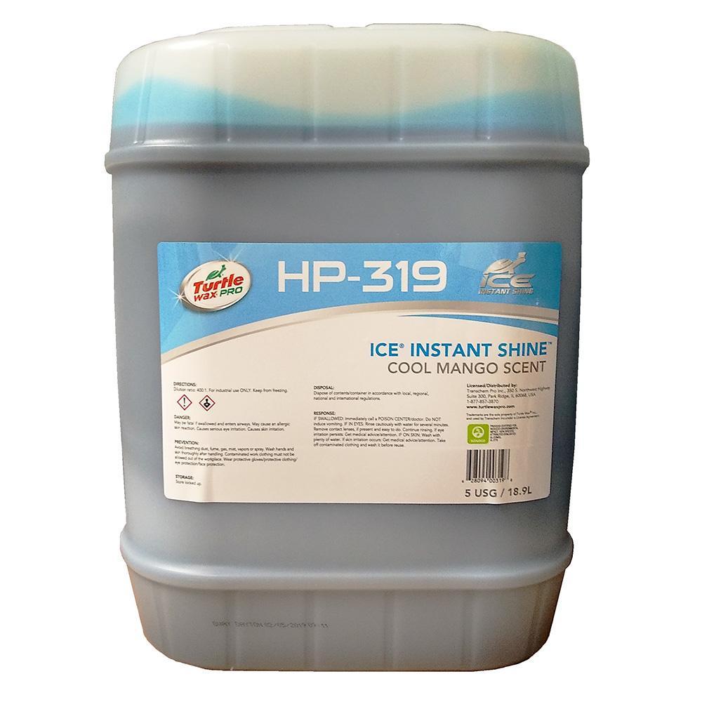 Ice Car Wash Gallon