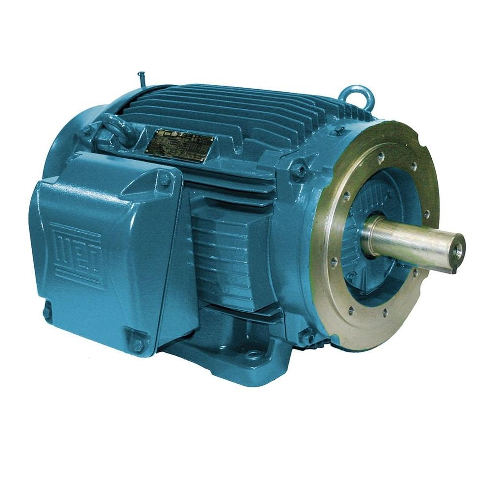 Tommy 7 5 Hp Electric Motor For Prep Gun Station